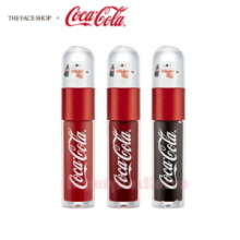 THE FACE SHOP Coke Bear Lip Tint 5.5g [Coca Cola Edition]